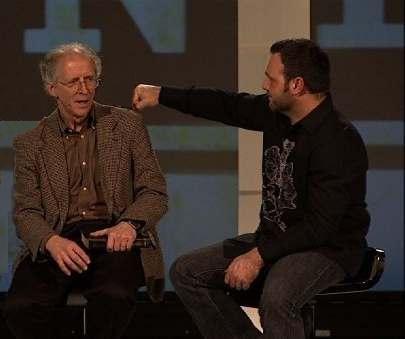 John Piper and Mark Driscoll